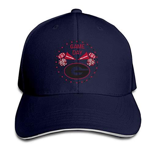 georgia bulldogs golf hat - 5
