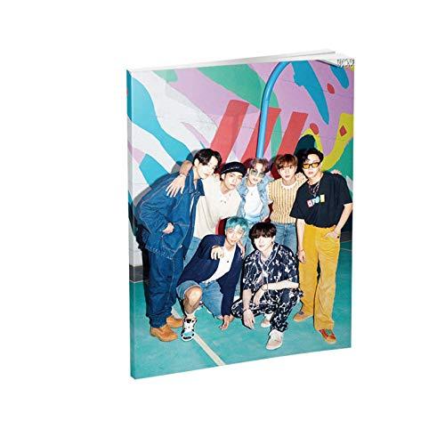 BTS Dynamite Mini álbum de fotos