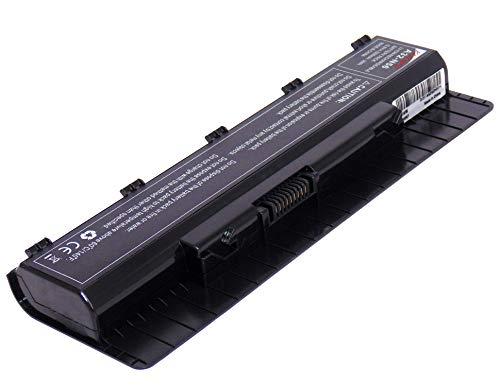 YASI MFG® 10.8V 5200mAh Laptop Batería A32-N56 para ASUS N46 N56 N56V N56VB N56VJ N56VM N56VZ N56D N56DP N56DY N56JR N76 N76V R401B R501VB R701VB G56 G56JK G56JR