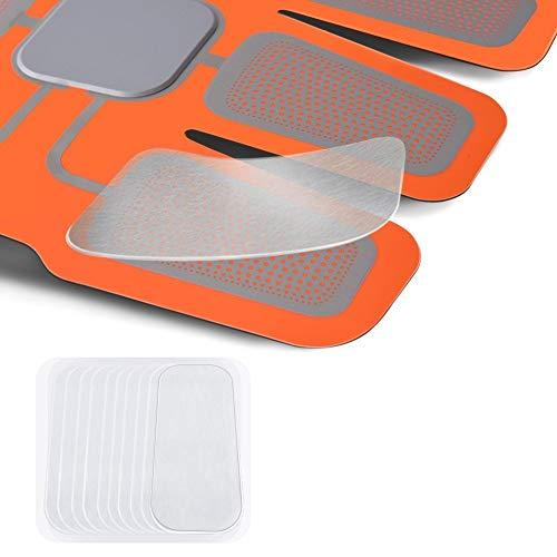 HURRISE Almohadillas de Gel de Repuesto para Cinturones Abs EMS (20 Unidades)