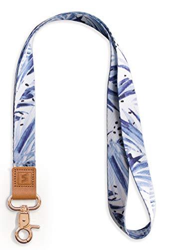 weiß VPE=100 St. Umhängebänder mit Haken