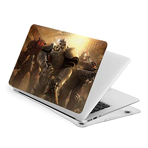 Fallout 4 Apple Laptop Case, Compatible with MacBook Air 13 Inch, MacBook Pro 13 & 15 Inch, Only Applicable to A1369 A1466 A1932 A1706 A1707 A1708 A1989 A1990 A2159 Models
