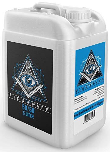 Fids-Paff Liquid Base 50VG/50PG 5 Liter