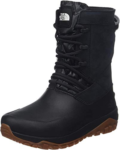 The North Face Yukiona Mid, Botas Altas para Mujer, Negro (TNF Black/TNF Black Kx7), 36 EU