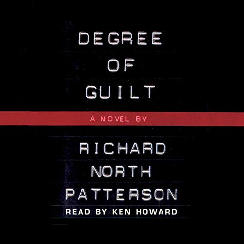 Degree of Guilt audiobook cover art