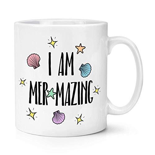Taza Taza I Am Mer-Mazing - Mermaid Amazing Magical Funny