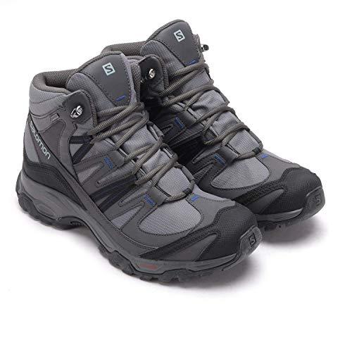 Salomon Mudstone Mid 2 GTX - Calzado - Gris Talla del Calzado 8,5 UK | 42 2/3 2017