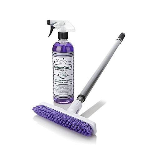 Stanley Home Products GrimeGuard Bathroom Cleaning Kit