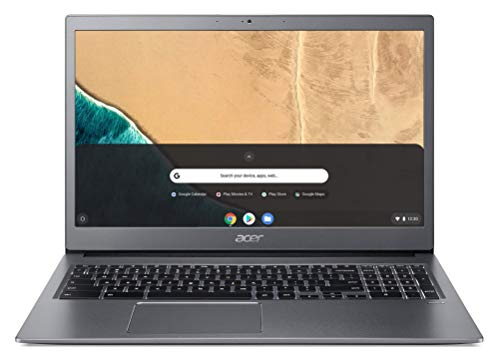Acer Chromebook 715 | CB715-1WT-37GM | NX.HB0EF.009 (15,6″, FHD, IPS Touchscreen, i3 8130U, 8GB, 32GB eMMC) - 2