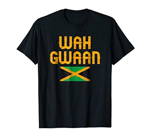 Wah Gwaan Jamaica T-Shirt