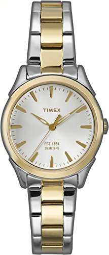 Timex TW2P81900 - Reloj de Cuarzo para Mujeres, Bicolor