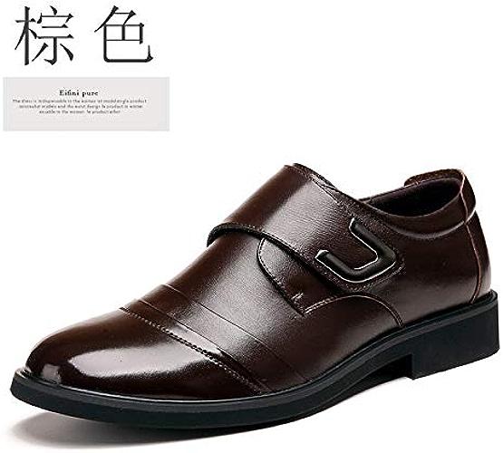 LOVDRAM Chaussures De Loisirs pour Hommes Chaussures pour Hommes PU Business
