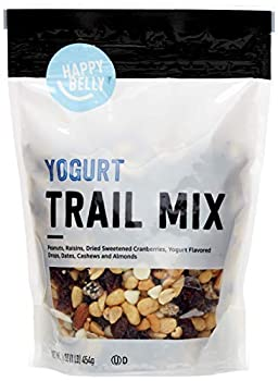 Amazon Brand - Happy Belly Yogurt Trail Mix 16 ounce