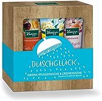 Kneipp Duschen Geschenkpackung- Duschglück, 1 Packung (3 Stück von 75 ml)