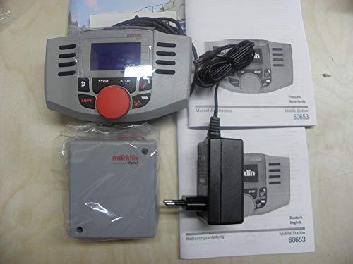 Märklin Mobile Station 3, 60657 Steuerung + Trafo und Anschlußbox