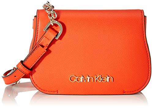 Calvin Klein Damen Dressed Up Beltbag Tornistertasche, Orange (Tangerine), 1x1x1 cm