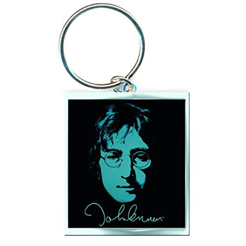 John Lennon Imagine The Beatles llavero con licencia