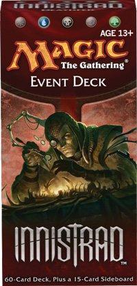 MTG Magic: The Gathering - Innistrad Event Deck (deutsch) - Totenfutter