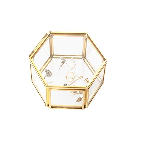Band Gold Jewelry Box - 1