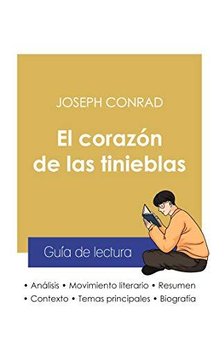 Guía de lectura El corazón de las tinieblas de Joseph Conrad (análisis literario de referencia y resumen completo)