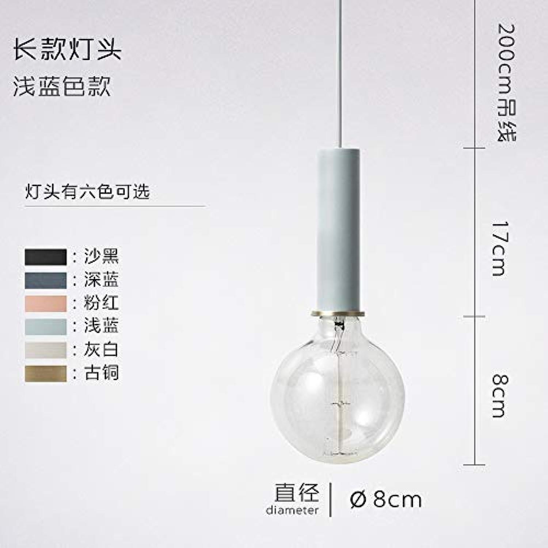 CLS1308 LED Pendelleuchte Esszimmer,Wohnzimmer Kronleuchter,Vintage Kronleuchter, Pendellampe, dimmbar, hhenverstellbar, matt Nickel, [Energieklasse A+]