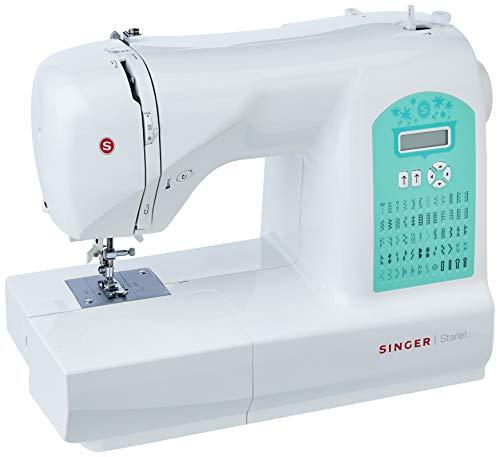 Máquina de Costura Eletrônica, Starlet 6660, 110v, Singer
