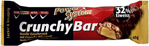 Power System - Chrunchy Protein Riegel - 45g