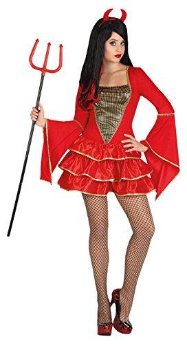 Atosa 26180 – Diablesse, Costume de