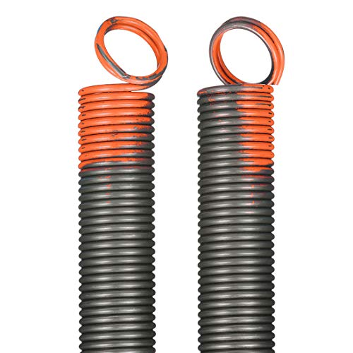 Best Buy! DURA-LIFT Heavy-Duty Extension Garage Door Spring 2-Pack (170 lb.)