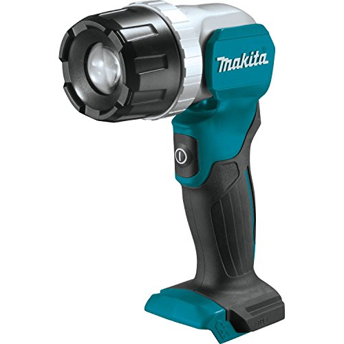 Makita ML106 12V Max CXT Lithium-Ion Cordless Adjustable Beam L.E.D. Flashlight, Only