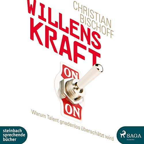 Willenskraft Titelbild