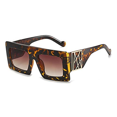 LUOXUEFEI Gafas De Sol Gafas De Sol Cuadradas Gafas De Sol Para Mujer Accesorios Para Mujer Verano