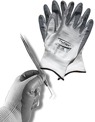 Dünne Hitzeschutz Handschuhe Hitzeschutzhandschuhe Grillhandschuhe gutes Tastgefühl