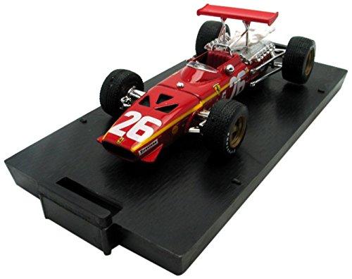 Modellino Ferrari 312 F1 Jacky Ickx 1968 Scala 1:43 1988-2008 R171