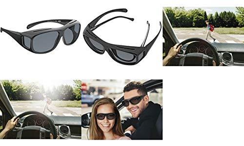 WEDO - Gafas de sol para conductores con gafas