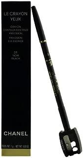 Chanel Le Crayon Yeux Precision Eye Definer Liner - 01 Noir, 1 G