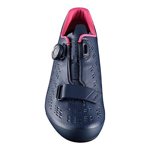 SHIMANO SH-RP9 Cycling Shoe - Men's Navy; 40.5