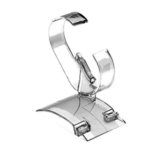 DANDANdianzi Plexiglas-Armband-Uhr-Anzeigen-Halter Ständer Rack-Showcase-Armband-Armband-Halter-Organisator Ständer