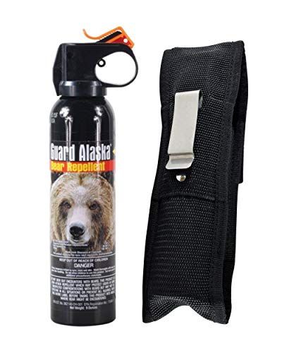 Guard Alaska 9 oz. Bear Spray