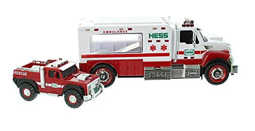 Hess Toy Truck 2020 Ambulance and Rescue