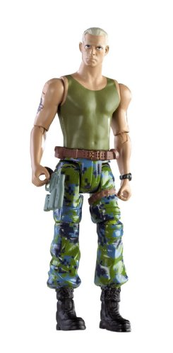 Avatar RDA Colonel Quatrich Action Figure