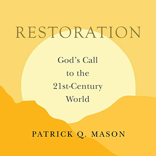 Restoration Audiobook By Patrick Q. Mason cover art