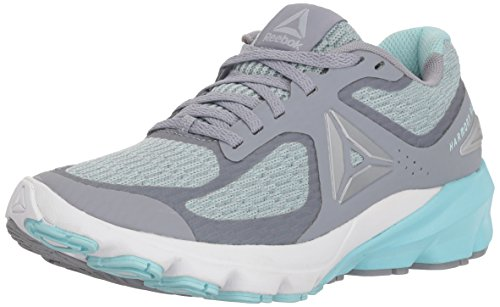 Reebok Women's Harmony Road 2 Sneaker, Cool Shadow/Blue Lagoon/White/Cloud Grey, 8.5 M US