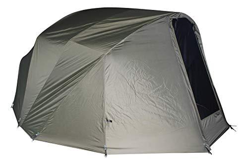 MK-Angelsport Winterskin für Fort Knox 2 Mann 2.0 Dome (kein Zelt nur Überwurf), Carp Dome, Overwrap for Bivvy/Angelzelt