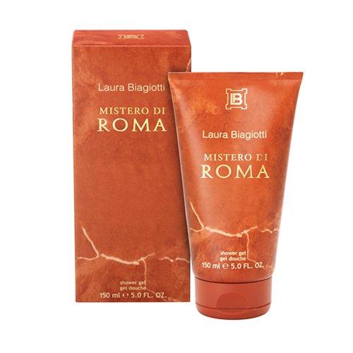 Laura Biagiotti Mistero di Roma Donna femme/woman, Duschgel 150 ml, 1er Pack (1 x 150 ml)