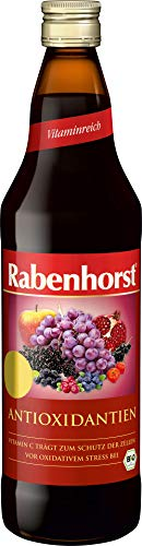 Rabenhorst - Bio Antioxidantien Mehrfruchtsaft - 0,7l