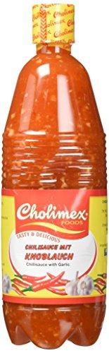Cholimex Chilisauce, Knoblauch, 750ml (1 x 820 g Packung)