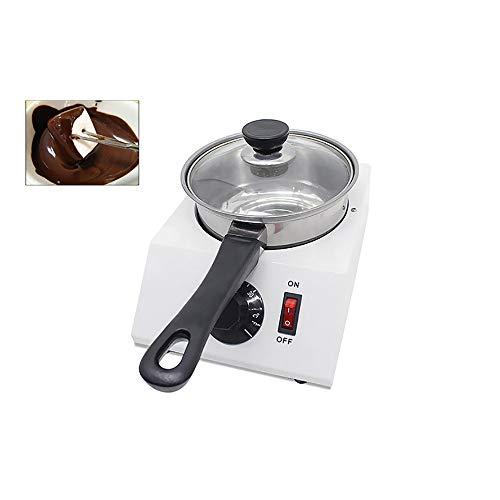Nueva eléctrica Single olla para salsas Chocolate de fusión Pot máquina calentador...