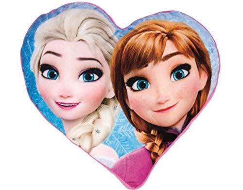 Disney Frozen Anna und ELSA Herzförmiges Kissen/Kissen