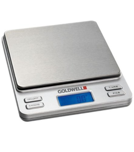 Goldwell 1181 Digitalwaage Color Scale
